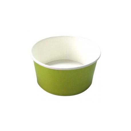 360 Saladiers en carton vert 1000 ml