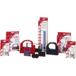 ruban compatible, groupe 1, DIN DS, nylon, noir