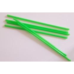 50 Pailles en PLA 100% Biodégradables