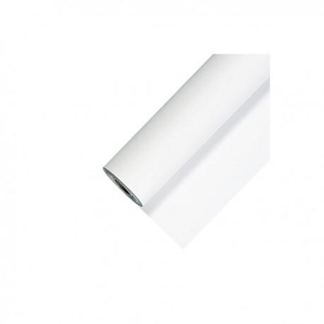 Nappe en rouleaux 25 m - papier blanc recyclé