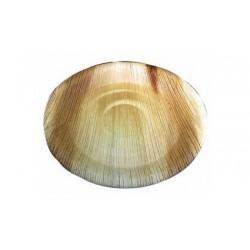 Assiettes en bois de palmier - biodégradables