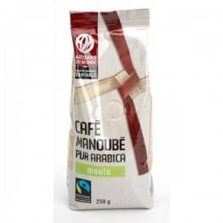 Café Manoubé moulu - 250gr - Nicaragua